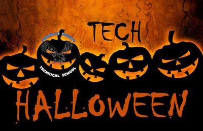 Trek to Franklin County Technical School for Halloween Treats