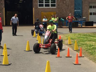 Franklin County Tech Students Learn the Dangers of Impaired Driving